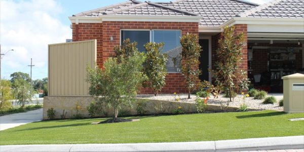 affordable landscaping perth